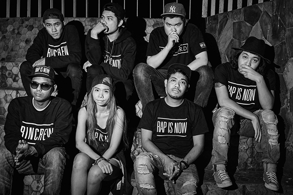 rap is now เวทีล่าฝันของแรพเปอร์เมืองไทย